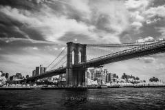 Brooklyn Bridge, from the Ferry