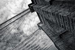 Cables, Brooklyn Bridge