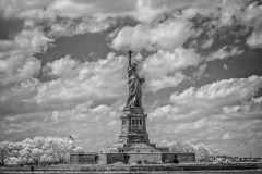 Lady Liberty, vertical